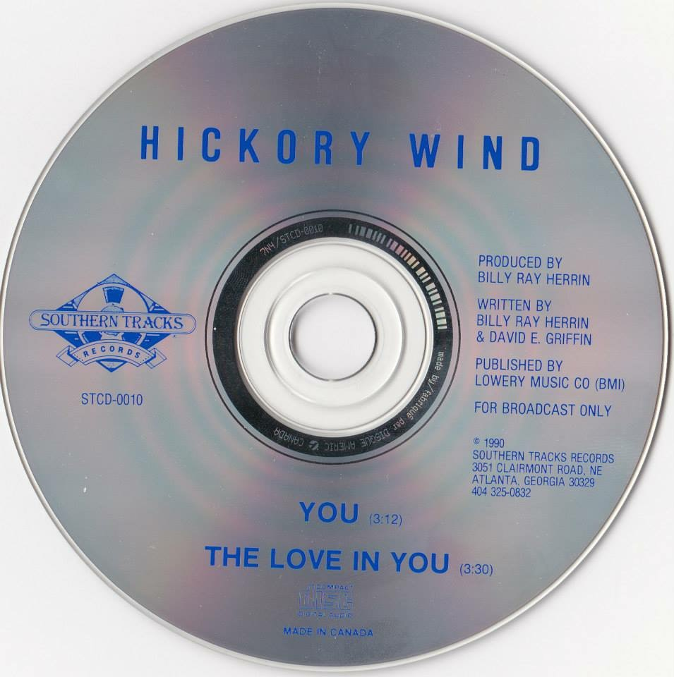 Hickory Wind CD
