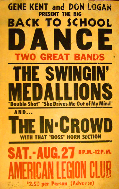 InCrowd Dance Poster